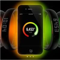 браслет, стимулирует активность, FuelBand, NIKE, физическое состояние, спорт, акселерометр, смартфон, фото